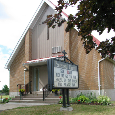 Long Sault Pentecostal Church logo